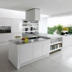 White Fitted Kitchen Southport